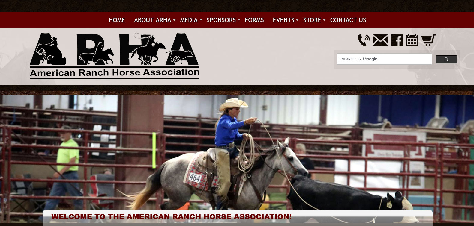 American Ranch Horse Association